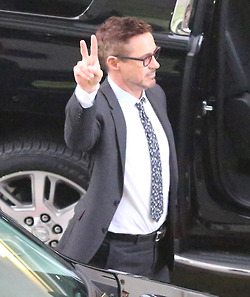 Robert Downey Jr.  at San Diego Comic Con